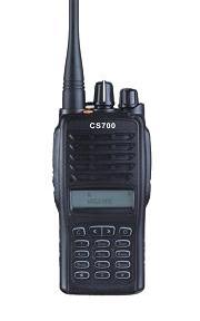 CSI CS710/CS711 Handheld UHF/VHF Radio