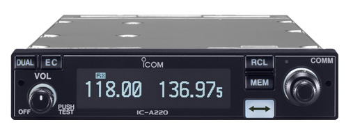ICOM A220