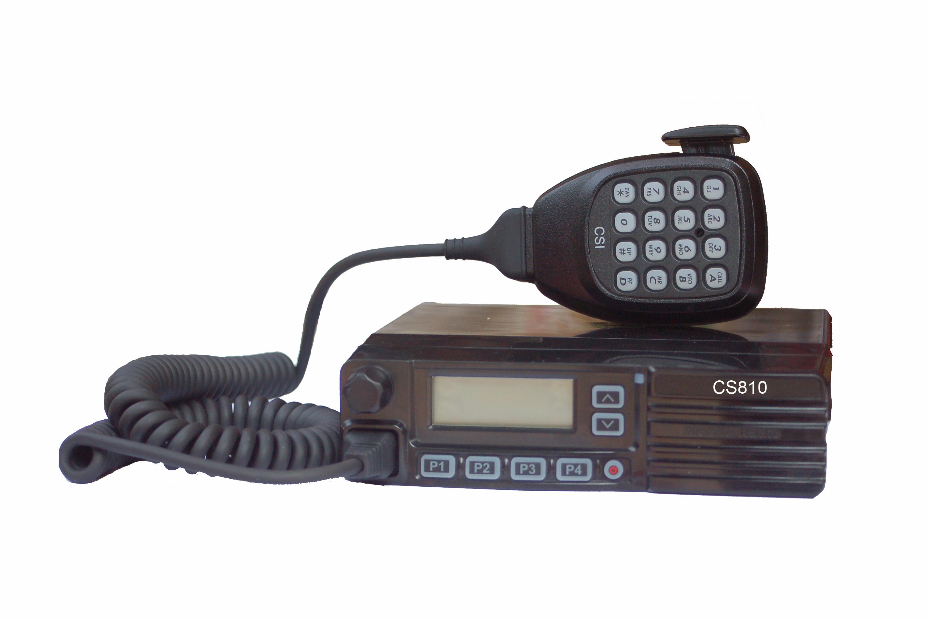 CSI CS810-UHF/CS811-VHF Mobile Radio